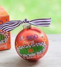 clemson tigers valley stadium ornament clemson tigers