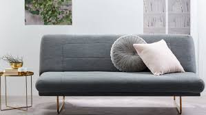 Fabric Sofa Bed Orwell Click Clack Fabric Sofabed Domayne