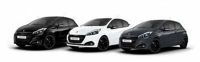 car peugeot 208 allure premium special edition added to peugeot 208 u0027s uk family