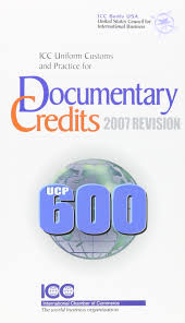 icc uniform customs and practice for documentary credits 2007