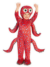 Halloween Octopus Costume Octopus Costumes Buy Octopus Halloween Costumes