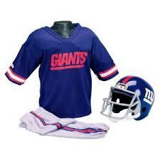 Football Halloween Costumes Boys York Giants Halloween Costume Ideas Halloween Costumes