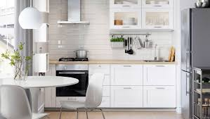 ikea edelstahl küche küchen bilder ideen zum wohlfühlen ikea