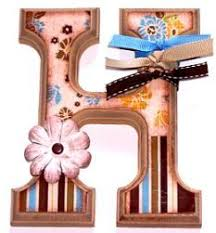 98 best wooden letters images on pinterest 4th birthday diy and