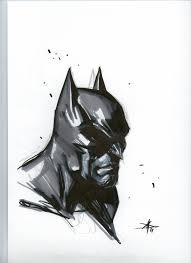 dell u0027otto batman sketch done in riflessi lontani roma feb 12