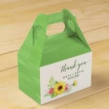 favor favor illustration of flowers on party favors favor box girly gift