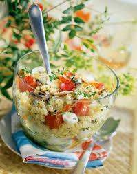 huile cuisine recette salade margarita