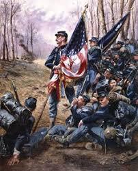 19th century american paintings julian scott war