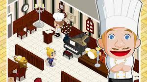 jeux de fille cuisine serveuse application restaurant sur iphone et android