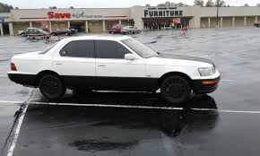 lexus ls vs acura tl curbside classic 1992 lexus ls400 u2013 with all due respect