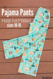 pattern pajama pants free pajama pant pattern pajama pants pattern pants pattern and