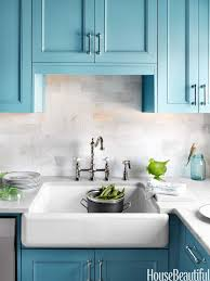 Turquoise Cabinets Kitchen 29 Best Kitchen Blue Images On Pinterest Dream Kitchens