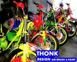 design grafis airbrush thonk design di yogyakarta jogjabagus layanan informasi bisnis