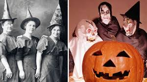 see how people dressed up for halloween through the decades abc7 com