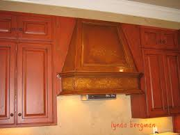lynda bergman decorative artisan kitchen cabinets hand painted