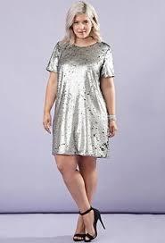 velvet tonal sequin dress plus sizes 2000178995 forever 21
