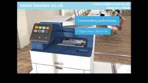 xerox workcentre 6515 above and beyond for business youtube