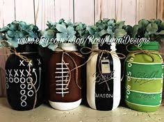 could use these for football banquet or party centerpieces could