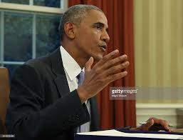 Barack Obama Oval Office President Obama Signs Puerto Rico Stability Act Photos And Images