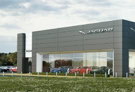 jaguar dealership lookers to build new jaguar and volvo dealerships in glasgow