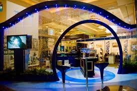 visual marketing and business promotion through exhibition designs