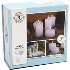 kirstie allsopp candle making kit hobbycraft