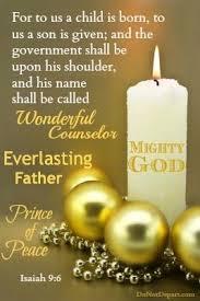 isaiah 9 6 jesus christ saviour of the world is born bible