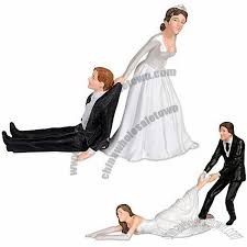 and groom cake toppers reluctant and groom cake toppers wedding ornament china