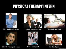 Physical Therapy Memes - physical therapy intern how they see me quickmeme