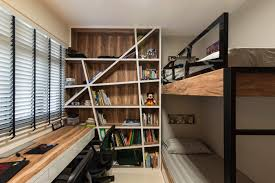 3 Bedroom Hdb Design 8 Big Storage Ideas For Small Bedrooms