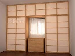porte coulissante sur mesure armoire contemporaine en bois à porte coulissante sur mesure