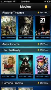 dealflicks a new movie app with great potential