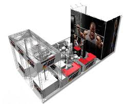30x30 Trade Show Booth Design Ideas