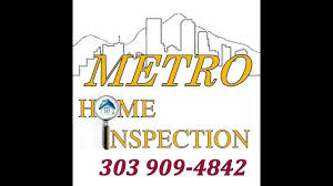 home inspection logo design denver home inspector youtube