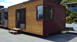 exterior nano house