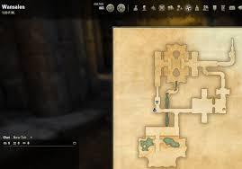 Eso Skyshards Map No Wansalen Skyshard U2014 Elder Scrolls Online