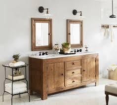 Pottery Barn Bathroom Ideas 32 Best Home Rustic Master Bath Images On Pinterest Bathroom