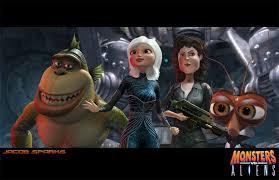 ripley joins cast monster aliens u2014 geektyrant