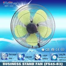 stand up ac fan ac motor 5 blades business wall fan like