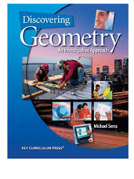 discovering geometry an investigative approach malestrom area