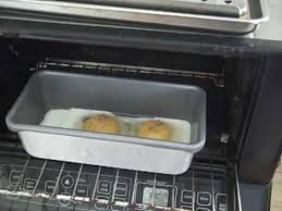 Pyrex In Toaster Oven Sunny Side Up Eggs From Pop It In The Toaster Oven Mp4 Youtube
