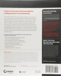 ccna routing and switching complete study guide exam 100 105