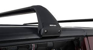 rhino jeep 2 door rhino rack vortex sg black 2 bar roof rack 4 door sg59