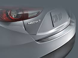 Exterior Door Rain Deflector by 2018 Mazda 3 Hatchback Interior U0026 Exterior Accessories Mazda Usa