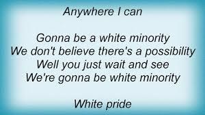 Blue White And Black Flag Black Flag White Minority Lyrics Youtube