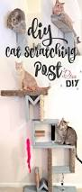Instructables Cat Tree by Best 25 Cat Scratching Post Ideas On Pinterest Diy Cat