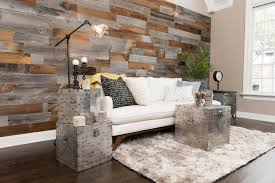 Wood Wall Covering by Luxurious Reclaimed Wood Wall Accent By Wood A 7628 Homedessign Com