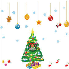 Christmas Decorations Buy Online Canada by Christmas Window Decoration Wall Sticker A Wsxl9020a 9 99