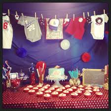 baseball baby shower ideas ideas baseball themed baby shower winsome design best 25