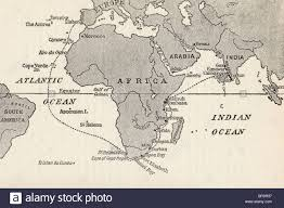 Cape Of Good Hope On World Map by 15th Century Map Stock Photos U0026 15th Century Map Stock Images Alamy